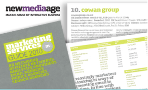 New Media Age - Marketing Services Guide 2010